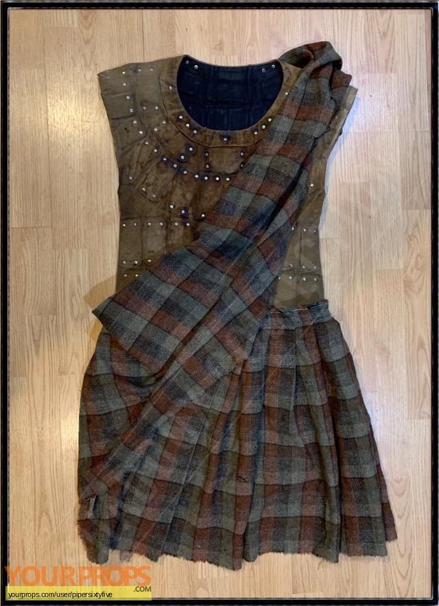 Braveheart original movie costume