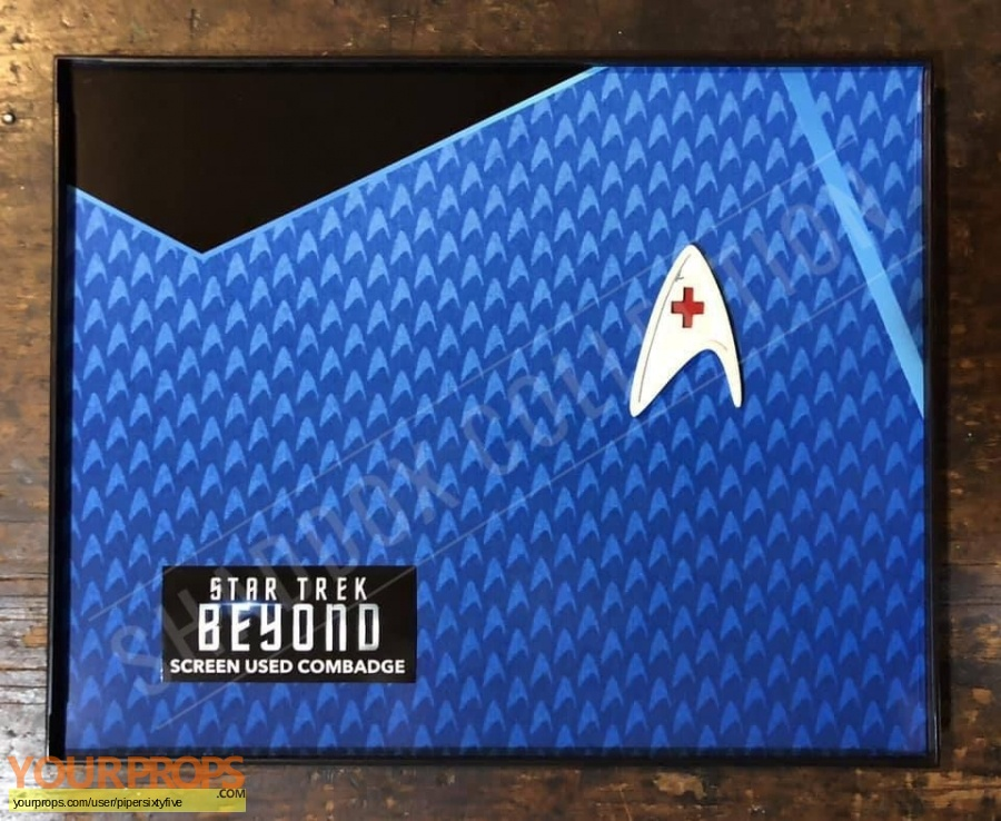Star Trek Beyond original movie prop