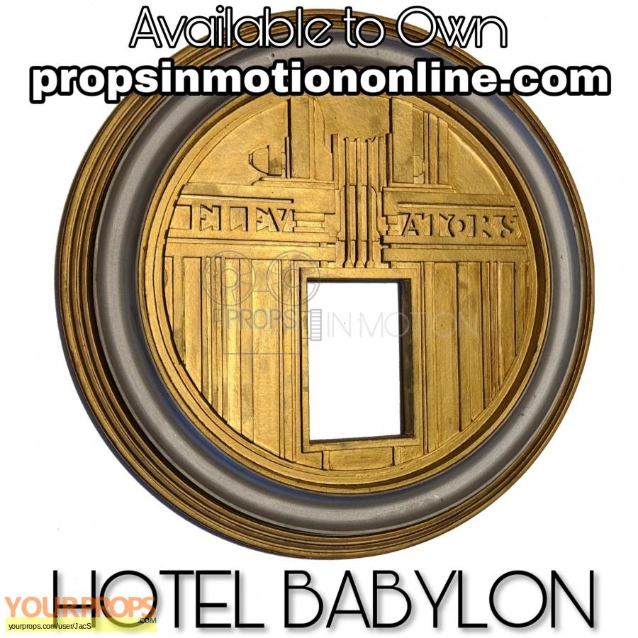 Hotel Babylon  (2006-2009) original movie prop