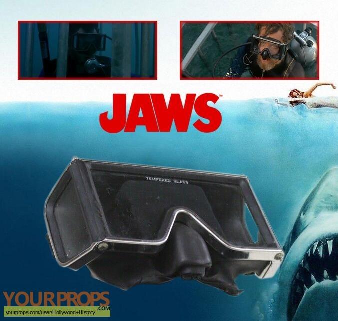 Jaws original movie costume