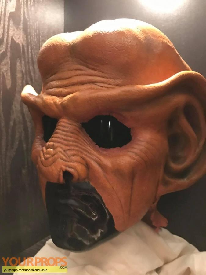 Star Trek  Deep Space Nine  (1993-1999) original make-up   prosthetics