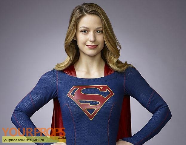 Supergirl original production material