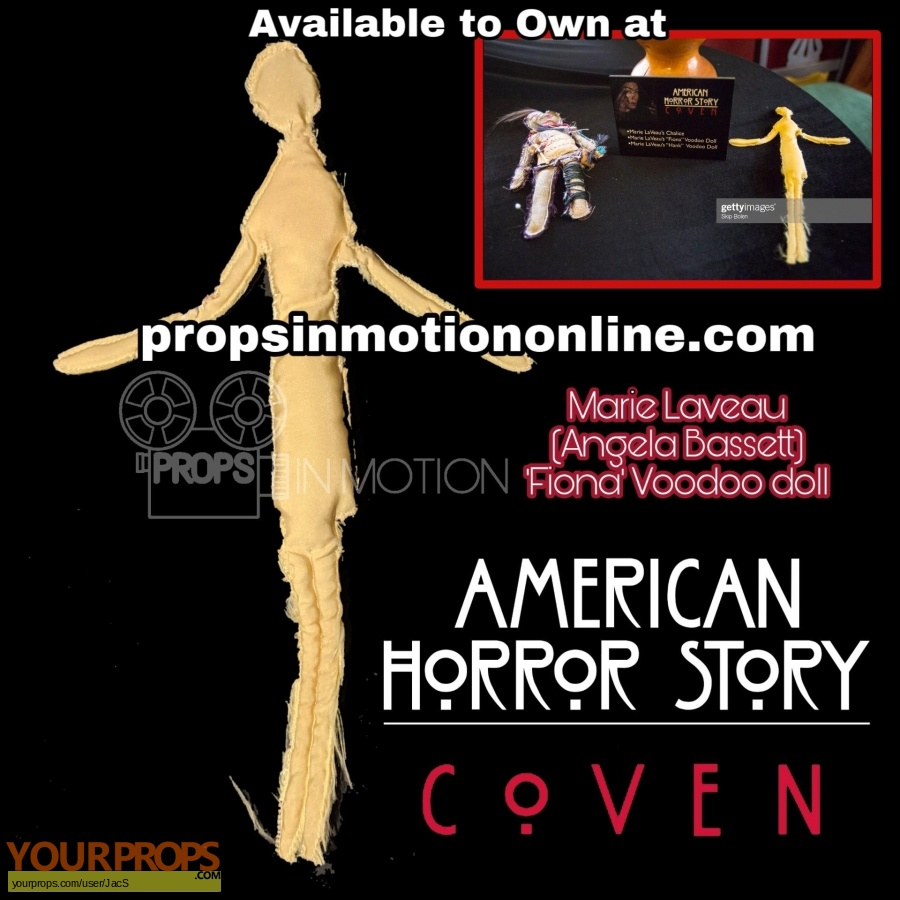 American Horror Story original movie prop
