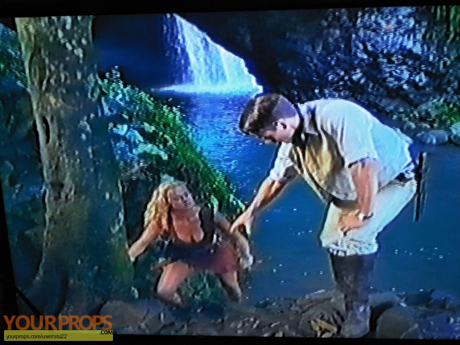 The Lost World (TV 1999-2002) original production material