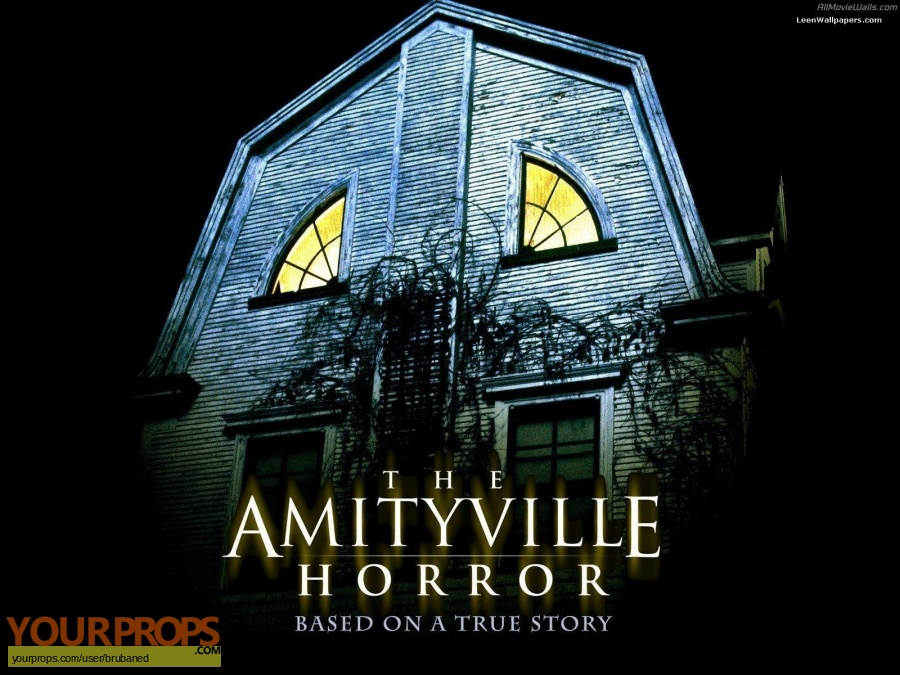 The Amityville Horror original movie prop
