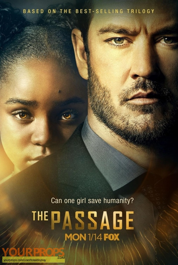 The Passage original movie prop