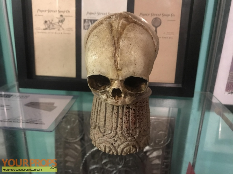 300  Frank Millers original movie prop