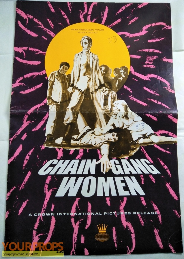Chain Gang Women original production material