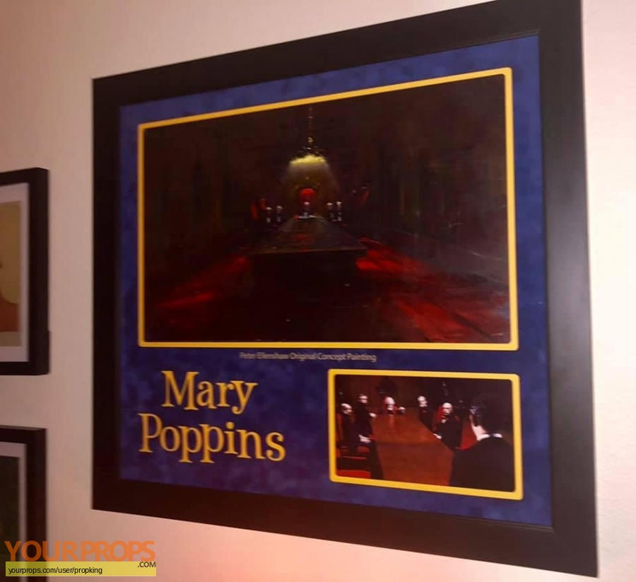 Mary Poppins original production material