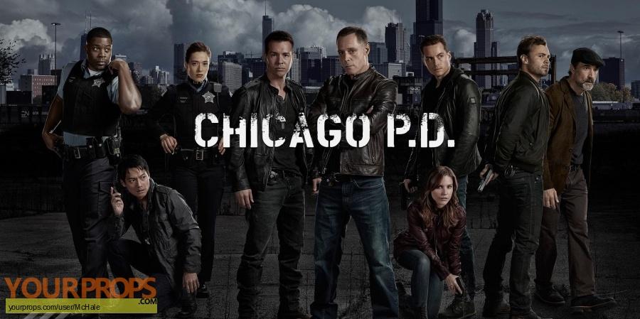 Chicago P D  replica movie prop
