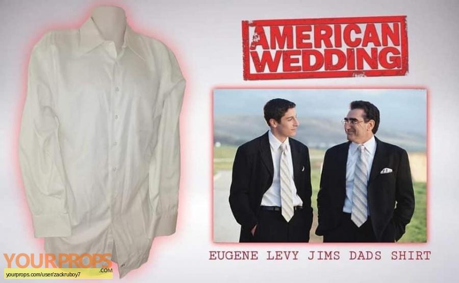 American Wedding original movie costume