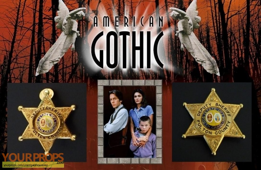 American Gothic  (1995-1996) original movie prop