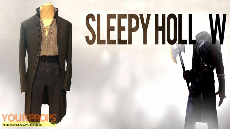 Sleepy Hollow original movie costume