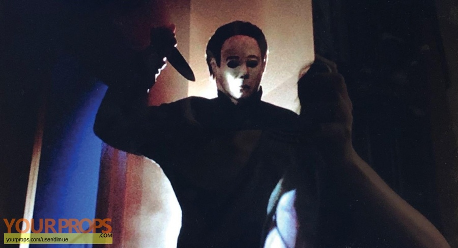 Halloween 4  The Return of Michael Myers original movie prop