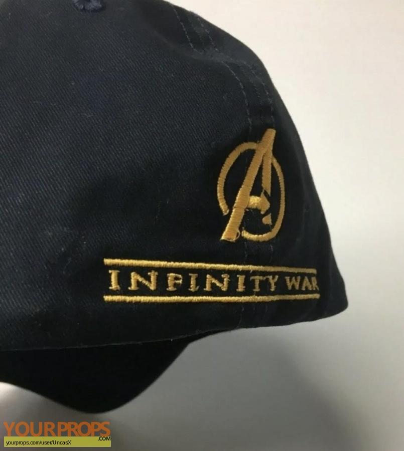 Avengers  Infinity War original film-crew items