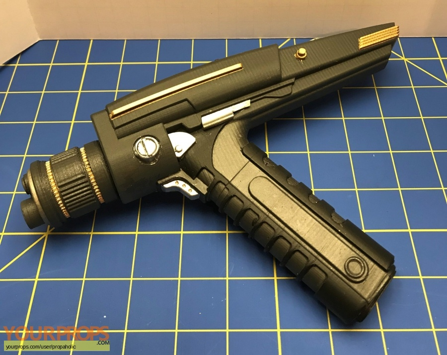 Star Trek Discovery  2018 replica movie prop weapon