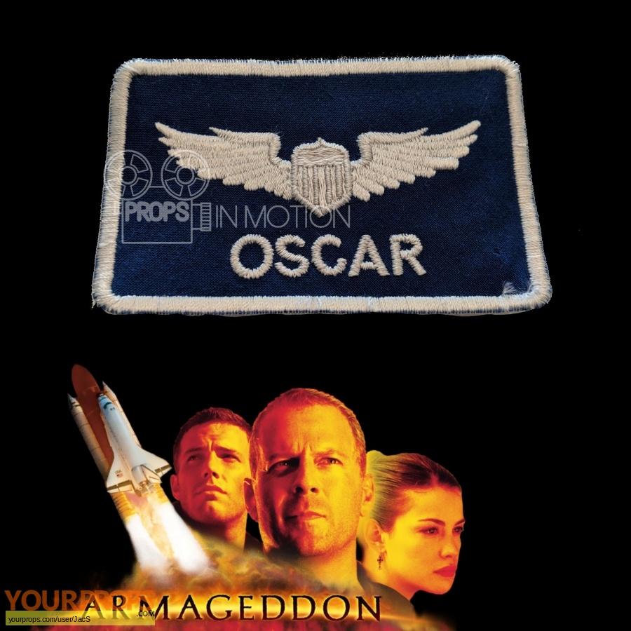 Armageddon original movie prop