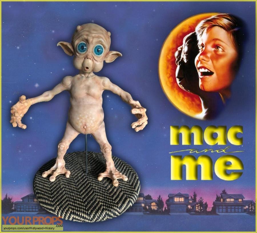 Mac and ME original movie prop