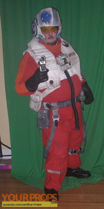 Star Wars  The Force Awakens made from scratch movie costume