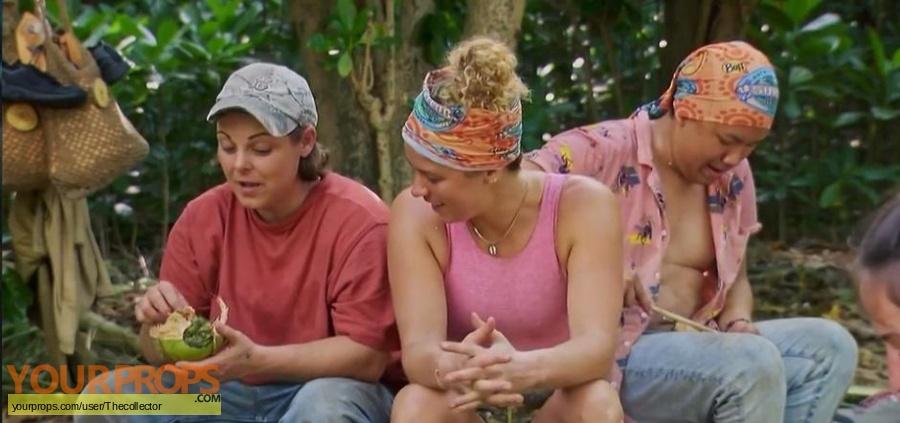 Survivor Island of The Idols original movie prop