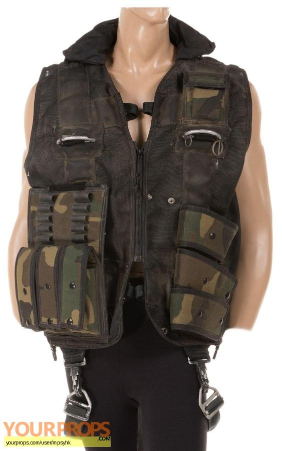 Commando original movie costume