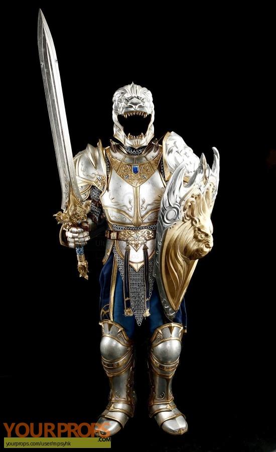 Warcraft original movie costume