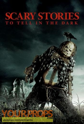 Scary stories to tell in the dark original movie costume