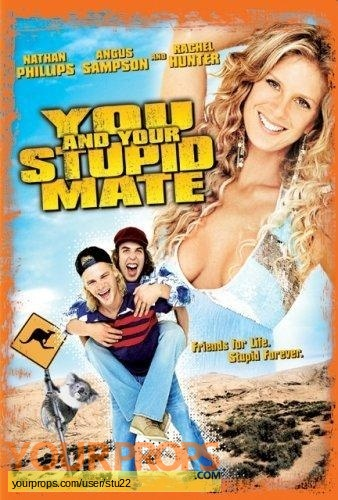 You and Your Stupid Mate original production material