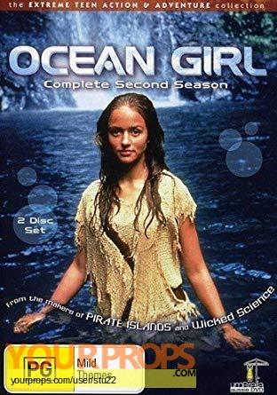 Ocean Girl  (1994 1997) original production material