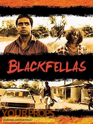 Blackfellas original production material