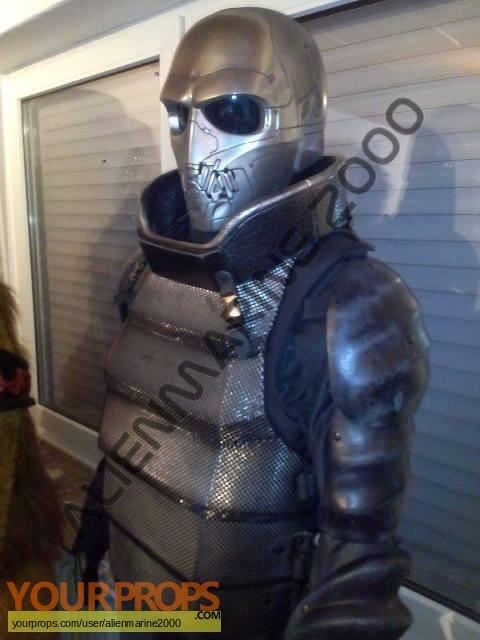 G I  Joe  The Rise Of Cobra original movie costume