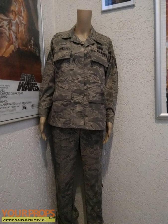 Battle  Los Angeles original movie costume
