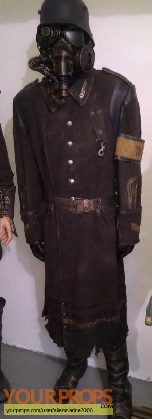 Iron Sky 2 original movie costume