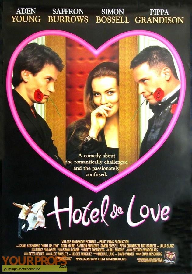 Hotel de Love original production material