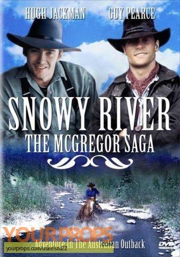 Snowy River  The McGregor Saga  (1993 1996) original production material