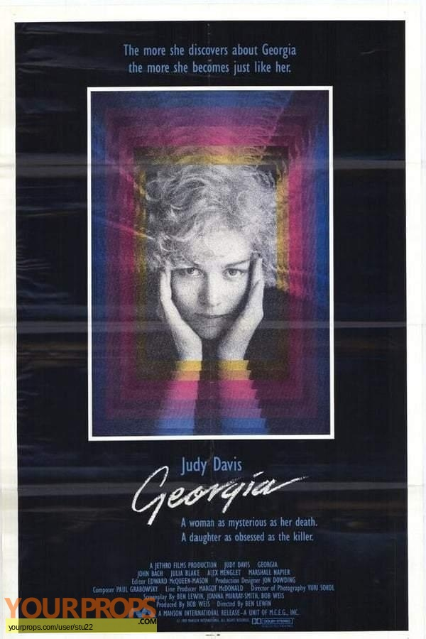 Georgia original production material