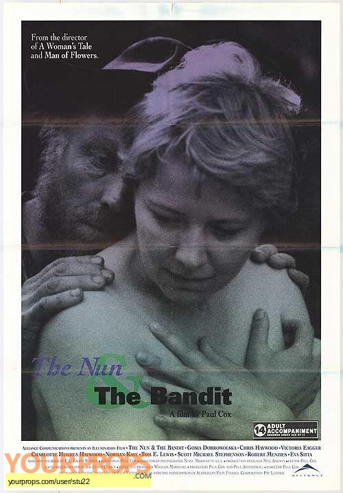 The Nun and the Bandit original production material