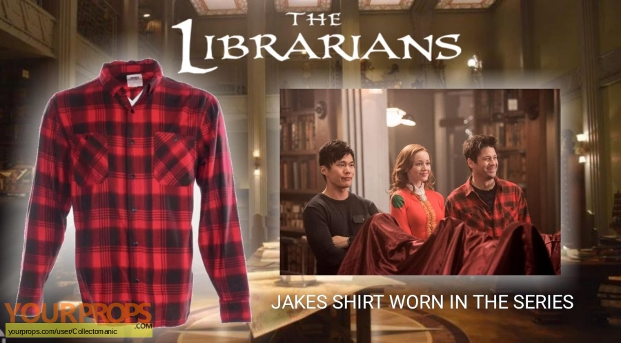 The Librarians original movie costume
