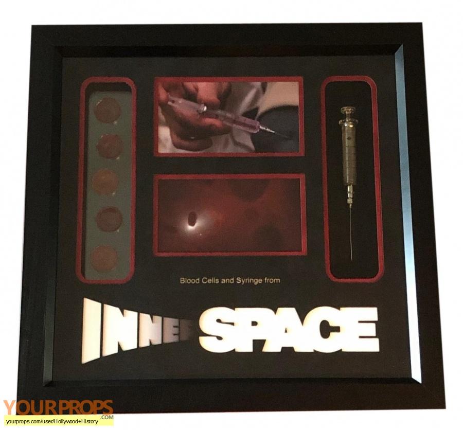 Innerspace original movie prop