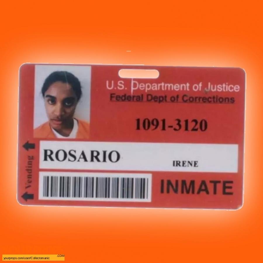 Orange is the New Black (Netflix) original movie prop