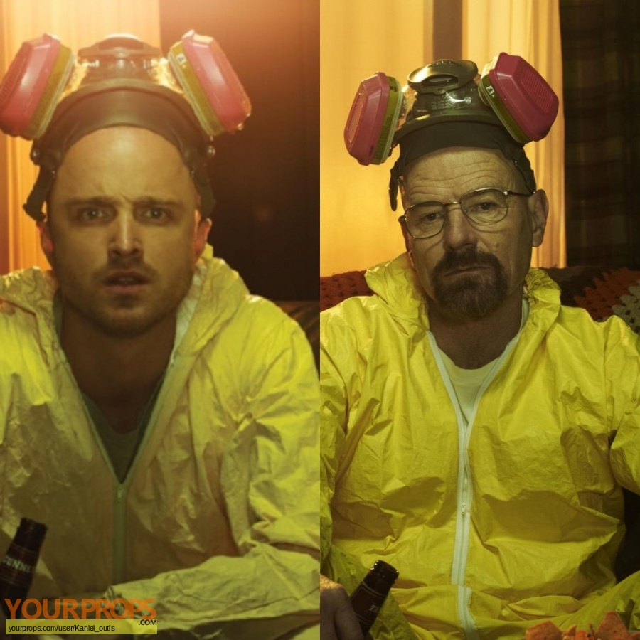 Breaking Bad replica movie prop
