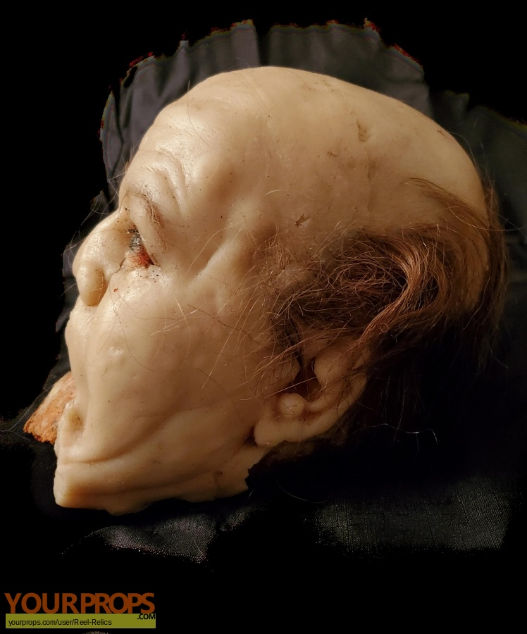 Tales from the Crypt original make-up   prosthetics