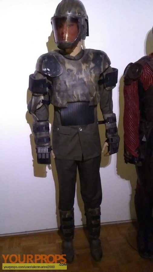 Captain Power and the Soldiers of the Future original movie costume