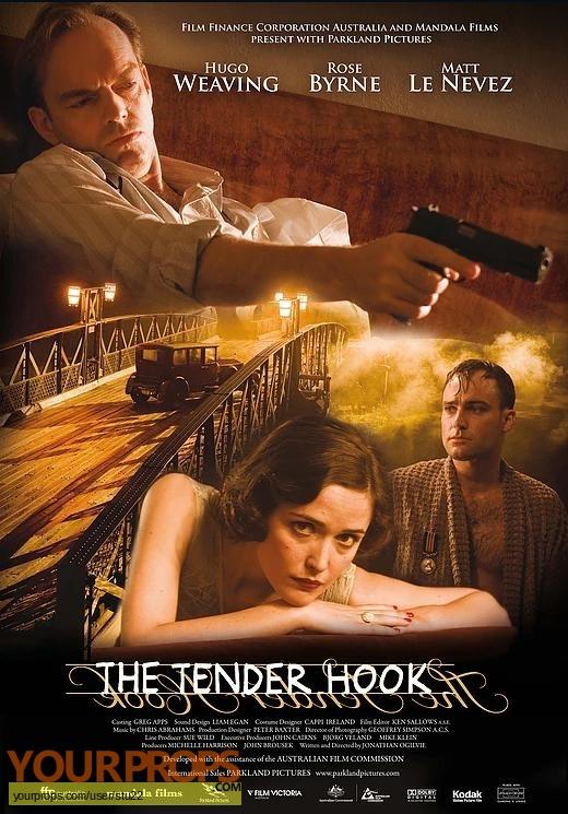 The Tender Hook original production material