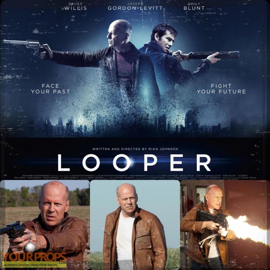 Looper original movie costume