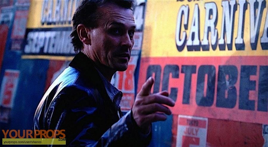 Heroes original movie prop