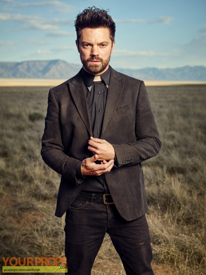 Preacher original movie costume