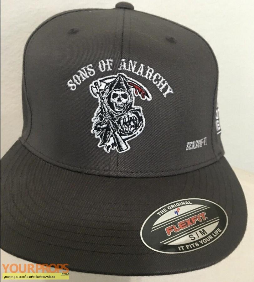 Sons of Anarchy original film-crew items