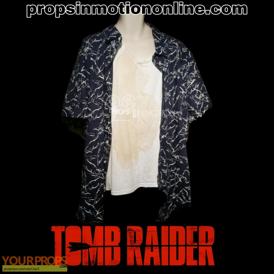 Tomb Raider original movie costume