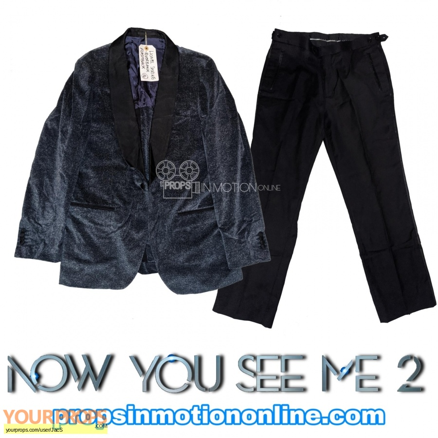 Now You See Me 2 original movie costume